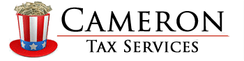 Cameron Tax Services Logo